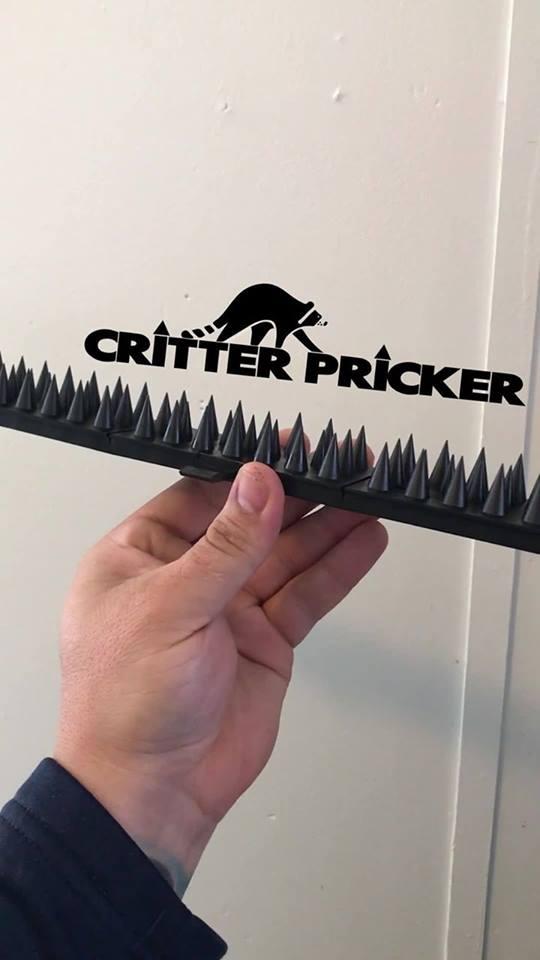 Critter repellent